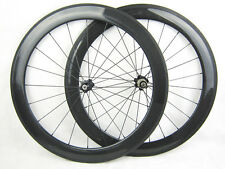 23mm width carbon fiber bike 60mm Clincher wheels for shimano carbon bike