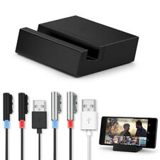 Desktop Cradle USB Dock Charger Charging + USB Cable For Sony Xperia Z1/Z2/Z3 Z3
