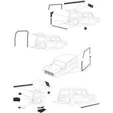 Deluxe Weather Stripping Kit for 1966 - 1968 Ford Bronco with Full Hard Top