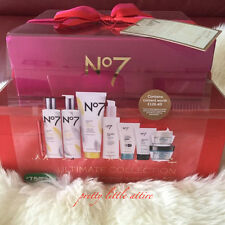 New - Boots No7 Ultimate Collection Gift Set incl Protect And Perfect Advanced