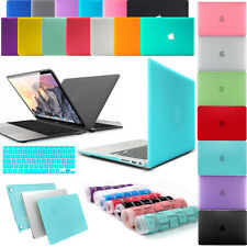 "Rubberized Hard Case /Keyboard Cover for Apple Macbook Air Pro Retina 13"" 13Inch"