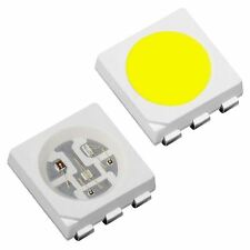 5050 Ultra Bright SMD Surface Mount LEDs PLCC-6