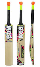 BDM Club Master Adult Size Cricket Bat Carry Kashmir Willow Wood Short Handle