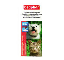 Oftal Tear Stain Remover 50 ml Beaphar pet eye care all breeds of cats and dogs