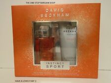 DAVID BECKHAM FOR MEN X 1 EDT WITH BODY WASH DIFFERENT SCENTS X1