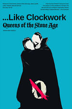 Queens of the Stone Age Poster - ...Like Clockwork v2 - QOTSA Poster - JOAP