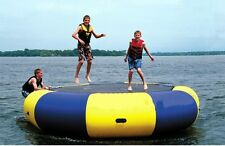 3-5M Diameter Inflatable Water Trampoline Bounce Swim Platform Lake Toy SALE!