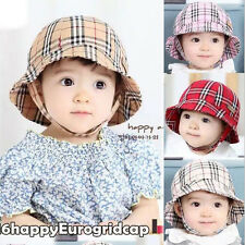 Toddler Infant Beanie Sun Cap Summer Outdoor Baby Girl Hats Sun Beach Bucket Hat