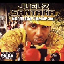 What the Game's Been Missing! [PA] [Digipak] [Limited] by Juelz Santana (CD,...