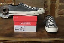 New Converse All Star Cuck Taylor 70 OX Charcoal/Black 50% OFF FREE SHIPPING!