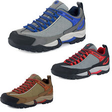Men Outdoor Leather Hiking Camping Hunting Trainning Sneakers Speed Cross Shoes