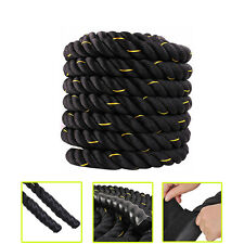 9m/12m/15 Heavy Home Gym Battle Rope Battling Strength Training Exercise Fitness