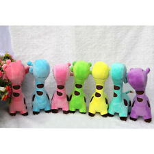 Baby  Giraffe Deer Plush  Doll Toy Children Developmental Colorful Rattle