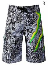 GENUINE CASUAL SHORTS MEN'S SURF BOARDSHORTS SURFING SHORTS SIZE 30 32 34 36 38