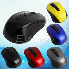 Wireless Optical Mouse Mice 2.4G Game Mini USB Receiver for PC Laptop Notebook