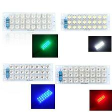 12V LED Panel Board Piranha 160mA  24 LED Light Energy Saving Lamp Bulb 4 Colors
