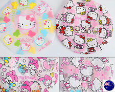 Lady Kid Girl Children Hello kitty Hair Wrap Waterproof Bath Shower Head Cap Hat