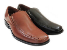 NEW *DELLI ALDO* MENS  CASUAL DRESS SHOES LEATHER LINED LOAFERS SLIP ON-M16071