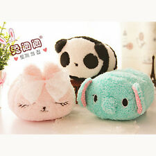 Plush Panda Rabbits Toy Mobile Phone Holder Cute Pouch Bag Case Home Phone Stand