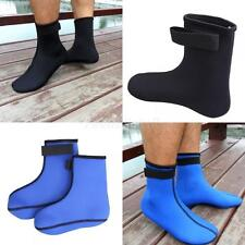 Water Sports Swimming Scuba Diving Surfing Neoprene Socks Snorkeling Boots 3mm