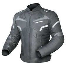 Dririder Climate Control Pro 3 Supersports Vented Mens Jacket Black XS - 8XL