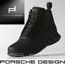 Adidas Porsche Design Mens Winter Snow Bounce Black Boot Shoes Size UK 8 9 .5 10