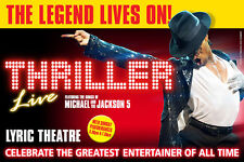London Theatre and Hotel Package - THRILLER -  Tickets From £99