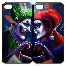 Joker and Harley Quinn Custom Couple Phone Case for iPhone 6 PLUS 6 5 5s 4 4s