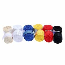 2Pcs Cotton Boxing Bandage Boxing Gloves Straps Hand Wraps Inner Gloves Mitts