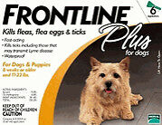 Merial Frontline Gold 6 Pack For Dogs Under 22 lb