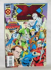 #35 Marvel Comic X-Men X Universe Vol 1 #2 June 1995 Direct Edition