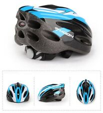 Cycling Bicycle Adult Mens Boy Bike Helmet Red Carbon Color Mountain Riding