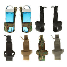 Lightweight Military Tactical Molle Water Bottle Holder Carrier Pouch Holster