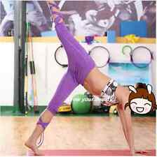 Comfortable Dancing Ballet Yoga Three Quarter Pants Four Colors To Choose IG