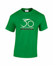 Mark Cavendish Tour de France 30 Stage Wins Mens Printed T-Shirt