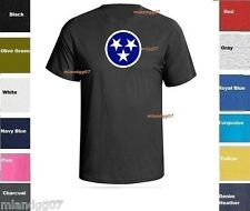 State of Tennessee Flag T-Shirt  Shirt SIZES S-5XL