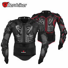 Motorcycle Motorcross Safety Protective Armor Jacket Racing Chest Arm Protector