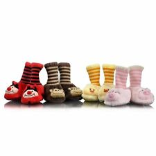 Non-slip Baby Toddler Socks Shoes Slippers Boys Girls children's