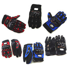 Full Finger Motorbike Motocross Fiber Bike Racing Gloves Pro-Biker Motorcycle
