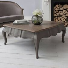 Vintage Wooden Coffee Table Furniture Living Room Drawer Storage Retro Style New