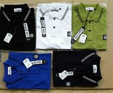 Mens Stone Island Short Sleeve polo shirt Regular Fit Size S M L XL