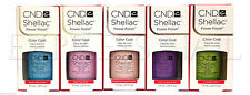 CND Shellac UV Gel Polish .25 oz /7.3 ml Sweet Dreams Collection .25oz Choose 1