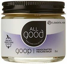 NEW All Good Goop Organic Healing Balm 2 Ounce FREE SHIPPING