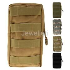 Tactical MOLLE Modular Utility Pouch Magazine Mag Accessory Bag