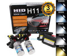 Xenon 55W H11 High Beam or H11 Low Beam HID Headlight Conversion Kit For Ram HL