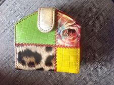 Lovely Imperial Horse Purse Multi Colour