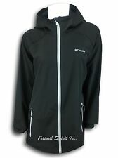 NEW Womens COLUMBIA $90 Omni Shield Five Alarm Softshell lightweight jacket PLUS