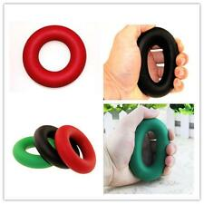 30/40/50 LBS Fitness Strength Exercise Rubber Ring Hand Power Grip Gripper MT