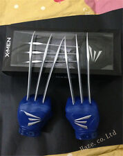 Wolverine Claws Marvel X-Men Superhero Toy Halloween Adult Costume Accessory