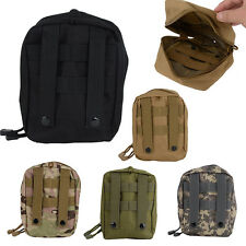 New Outdoor Sport Airsoft Medical Military First Aid Nylon Sling Pouch Bag Case